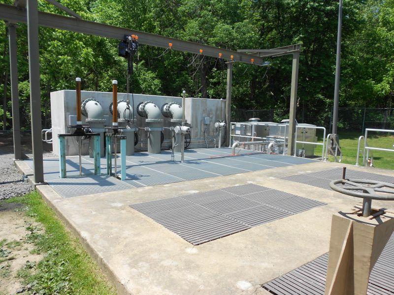 1 Upper Gwynedd WWTP - Effluent Pump Station Project (3)