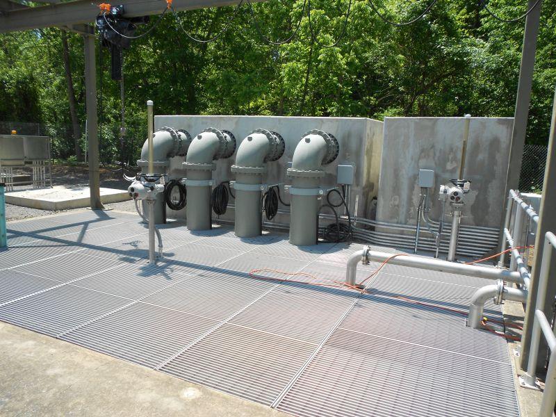 4 Upper Gwynedd WWTP - Effluent Pump Station Project (4)